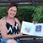 קטי רויטמן וספרה: דַּפְדַּף הספר שלא ידע לקרוא